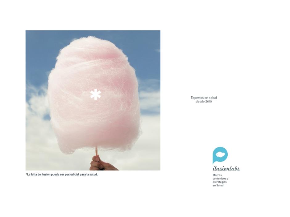 Primer anuncio de ilusionlabs en 2010