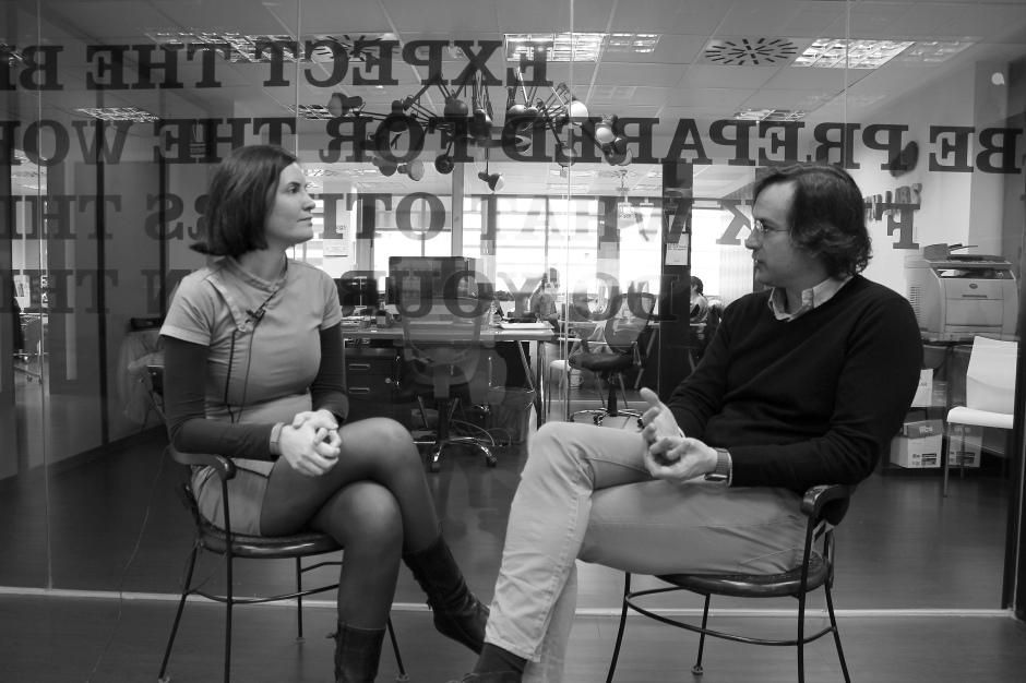 Conversación con Nelia Higueras, responsable del proyecto Mentes libres